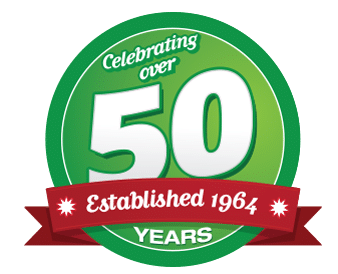 Celebrating over 50 years