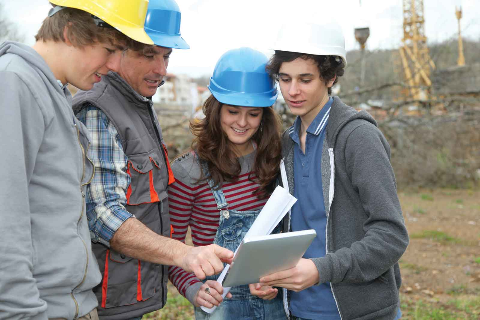 Insurance for construction site training providers