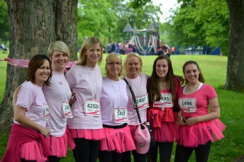 Race for Life 2015 2